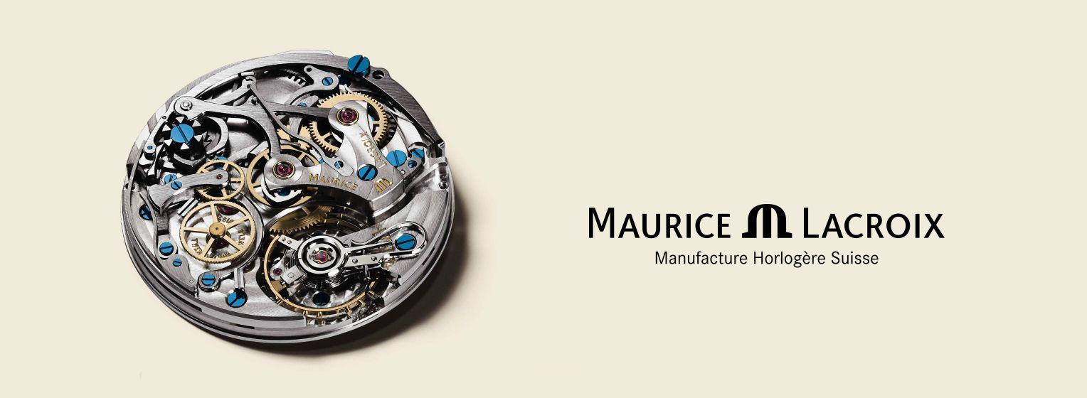 Наручные часы Maurice Lacroix